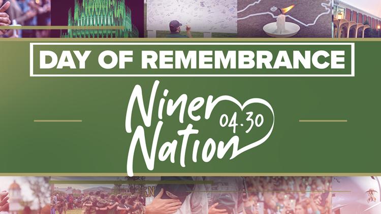 Watch UNCC Remembrance ceremony online