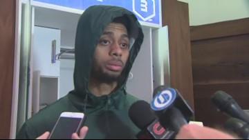 Deja vu: Lamb's 3-pointer lifts Hornets past Raptors 113-111