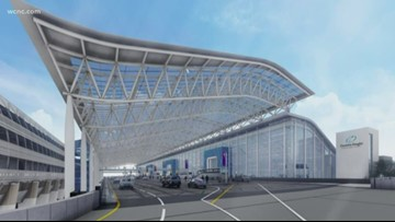 New renovations ahead for Charlotte's airport