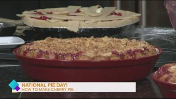 Famous cherry pie recipe