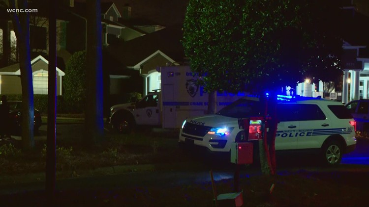 2 killed in University City homicide, CMPD confirms