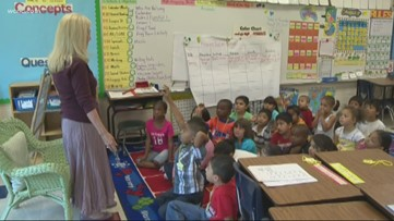 Child abuse concerns rise while schools are closed
