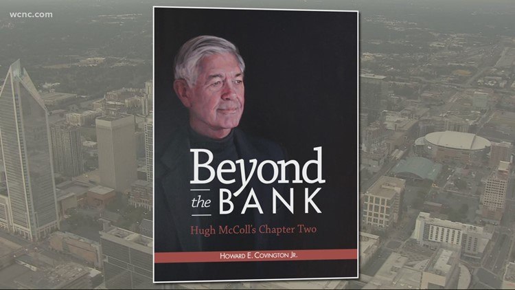 Former banker, Hugh McColl, wants to close wealth gap impacting Black community