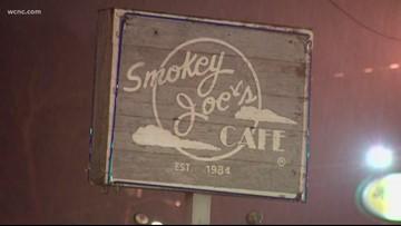 Man shot and killed at Smokey Joe's Cafe in east Charlotte