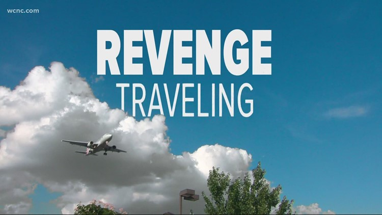 Once vaccinated, people may want to start to 'revenge travel'