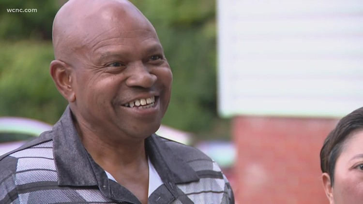 'I've had no side effects from any of the shots'   Charlotte man receives Pfizer vaccine after initially getting Johnson & Johnson