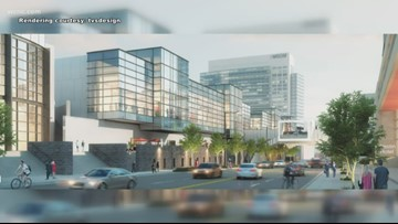 Charlotte Convention Center expansion project begins
