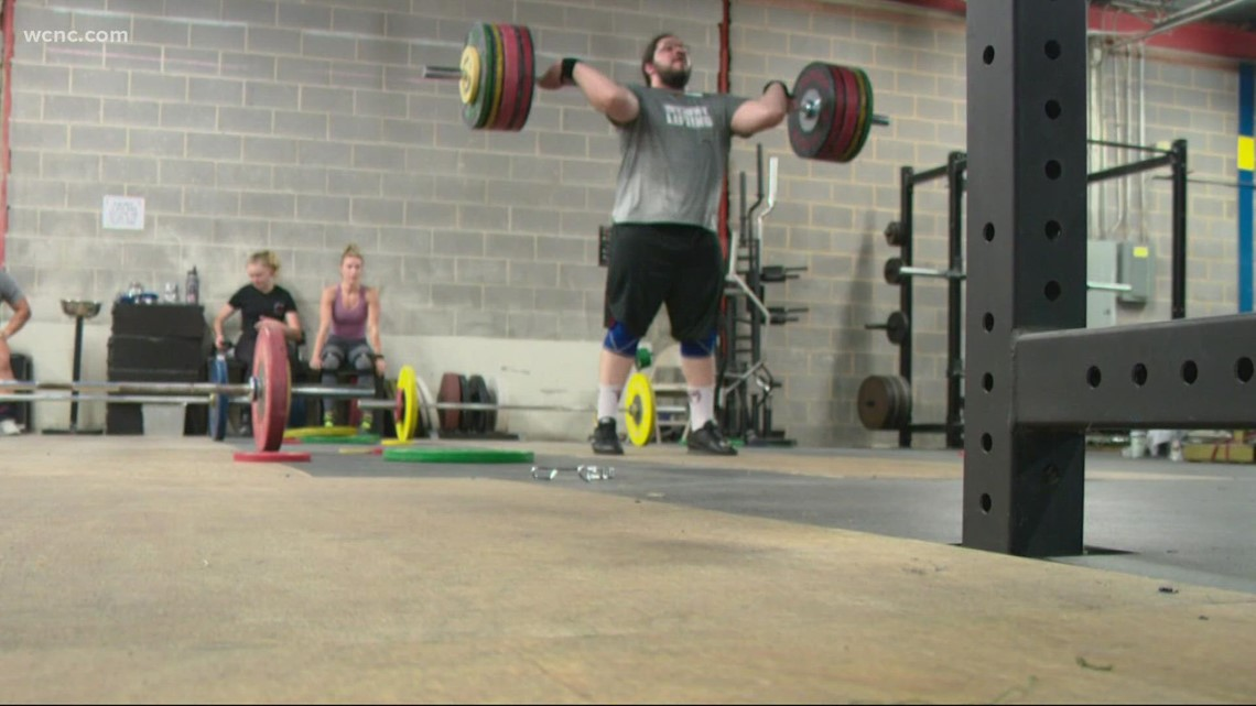 Weightlifter Caine Wilkes' long journey to Tokyo