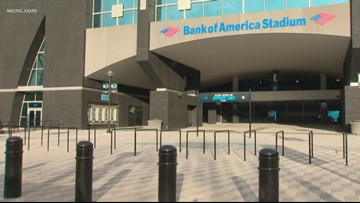Mayor comments on future of Bank of America Stadium