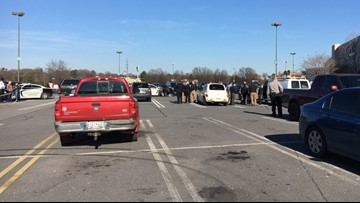 Man shot on road near Eastridge Mall in Gastonia