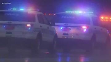6 hurt in fiery crash on I-485 in Ballantyne | wcnc com