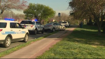 Three felony suspects in custody after high-speed pursuit during rush hour, police say