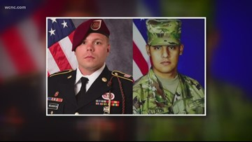 Two Fort Bragg soldiers killed in Afghanistan