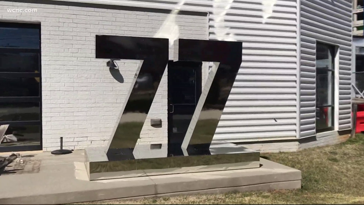 Here's why those 77's are popping up around Charlotte
