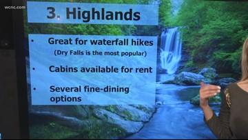 The top 5 North Carolina spring break destinations