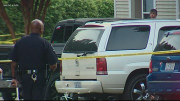 One person stabbed in fight outside an apartment in southeast Charlotte