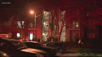 Officials investigate University area apartment fire