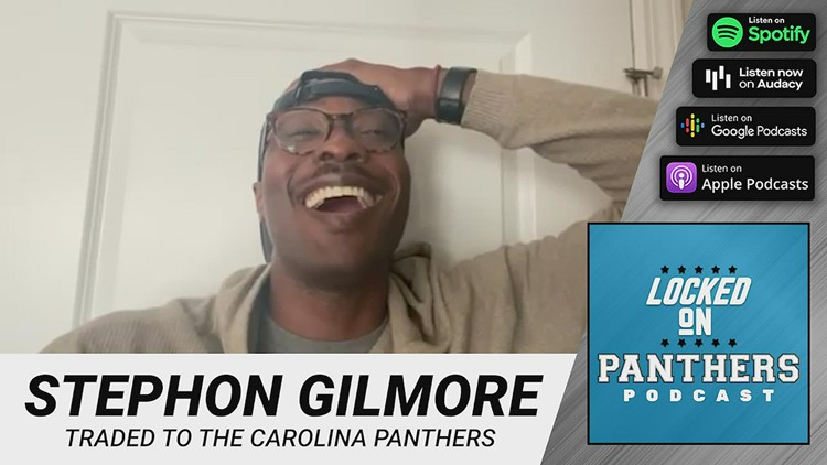 Reaction to Panthers trade for Stephon Gilmore