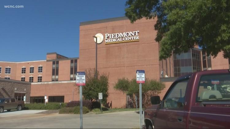 """4 Charlotte area hospitals get """"A"""" grades"""