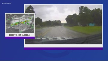Chevy Storm Tracker finds tall, towering thunderstorms in York County