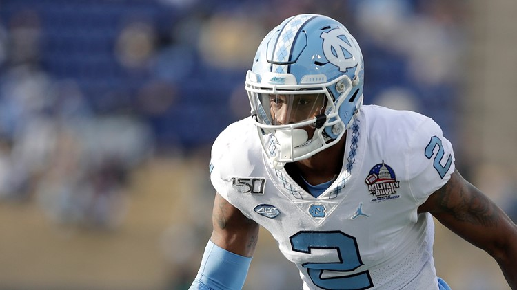 Charlotte-area players selected in NFL Draft