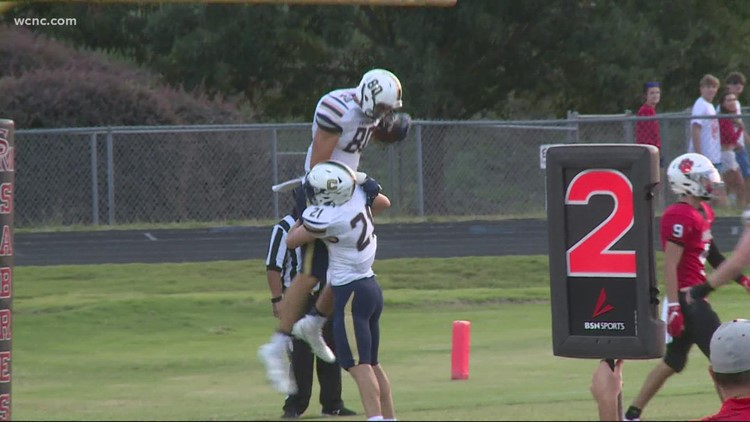 Friday Night Frenzy: South Meck defeats Cuthbertson