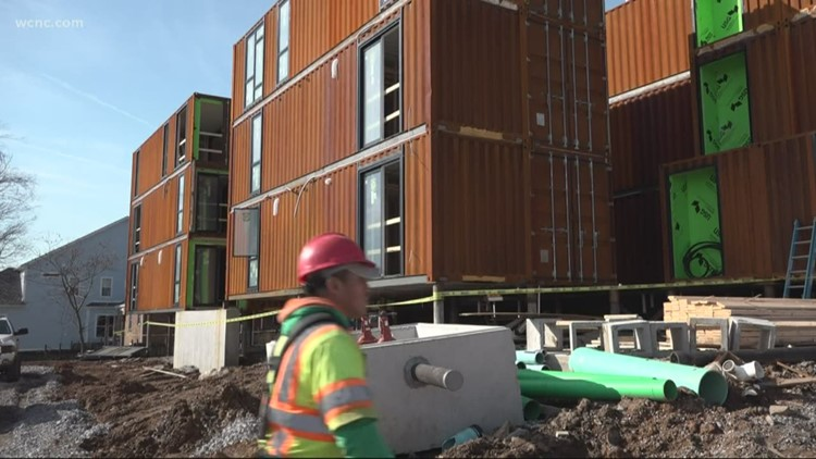 City leaders support shipping containers, other affordable housing solutions