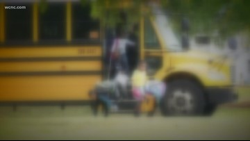 Police: Man tried to abduct two girls at their bus stop in Rock Hill
