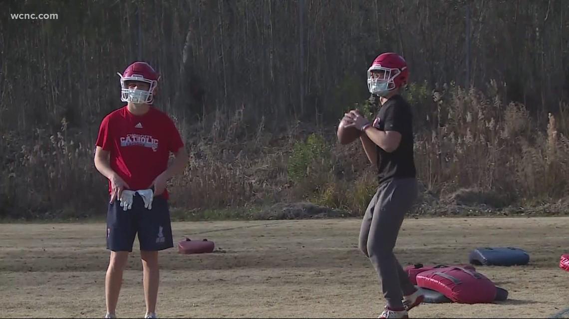 High school football is back in North Carolina