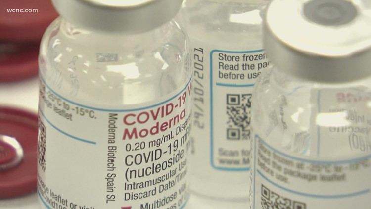 Novant Health now offering Moderna, J&J boosters