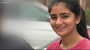 Carolina has Heart: Shreya Mantha