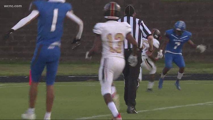 Butler, Myers Park roll to opening-round wins