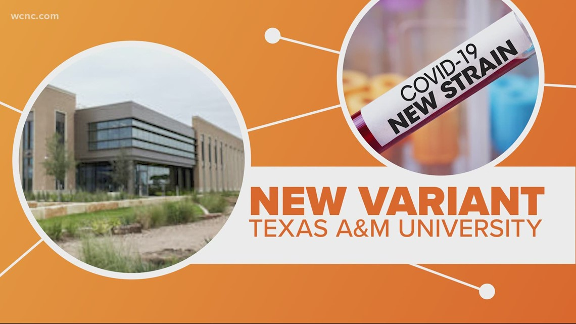 New COVID-19 variant reported at Texas A&M