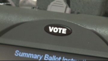 Judge blocking new North Carolina voter ID law