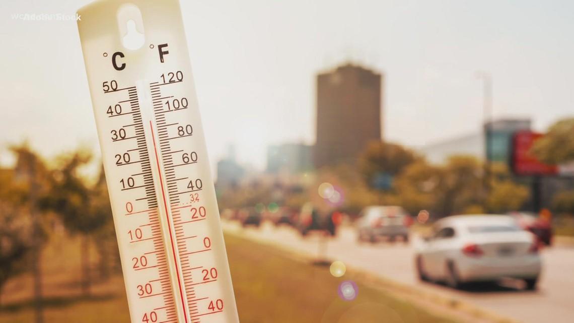 Extreme heat posing threat to major cities worldwide