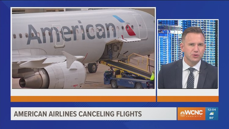 American Airlines cancels flights due to labor shortage