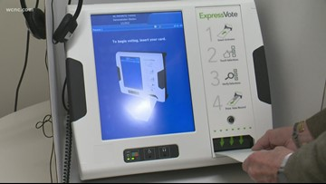 North Carolina approves changes to new voting machines to avoid feared shortage