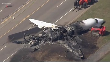 NTSB: Dale Earnhardt Jr's plane 'ballooned up and then came back down' right before fiery crash