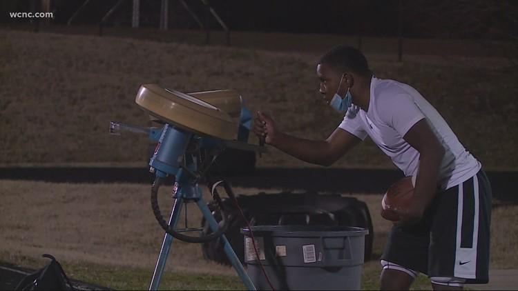 Mallard Creek takes on rival Vance to open season