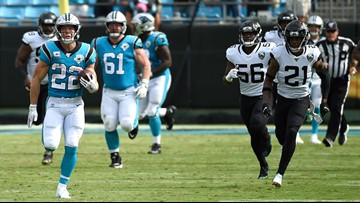 Panthers fans react to 34-27 win over Jaguars