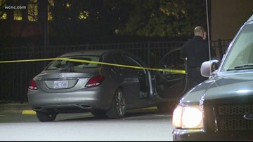 Police: Two shootings on Charlotte roads less than 24 hours apart
