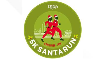RiRa's 2nd Annual 5k Santa Run