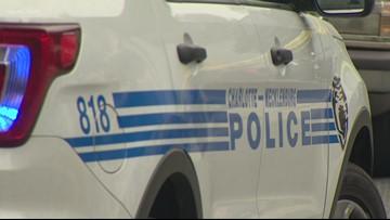 CMPD investigating homicide near Matthews