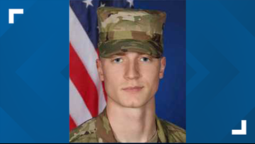 Paratrooper dies at Fort Bragg