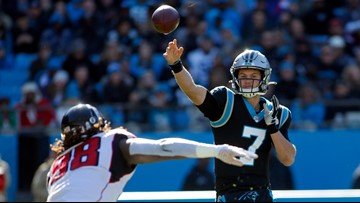 What went wrong for the Panthers in 29-3 loss to Falcons