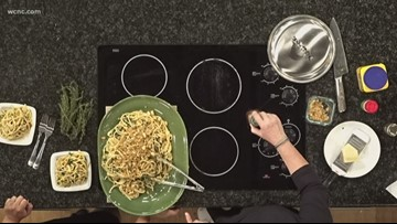 Chef Jenny's Perfect Pantry Pasta