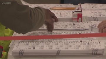 New voting machines pass the test in Mecklenburg County