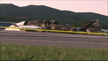 NTSB: Pilots tried to abort landing before Earnhardt plane crash