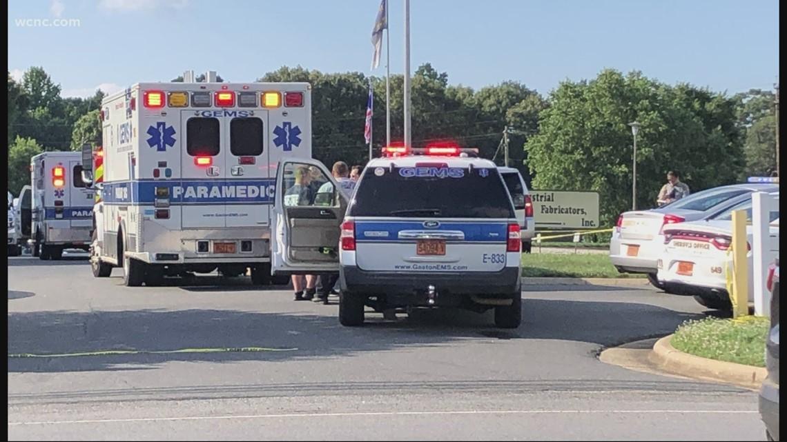 Baby found dead in Gaston County car