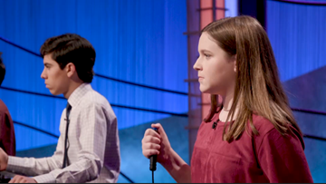 Meet the Charlotte high school student competing in Teen Jeopardy!